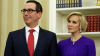 Министр финансов США женился на актрисе