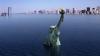 Затопление Нью-Йорка из-за глобального потепления показали на видео