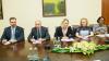 Премьер и спикер встретились с заместителем помощника госсекретаря США