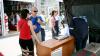 В столичных медучреждениях открыли мобильные пункты оказания помощи