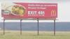Реклама «Макдоналдс» с намеком на косяк марихуаны превратилась в мем