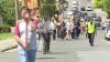 Десятки жителей столицы совершили Крестный ход