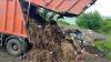 Бельцкое муниципальное предприятие вывозило мусор в сад на территории села Корлатены