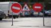 До 18 часов запрещено движение транспорта по центральной площади Кишинёва