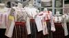 В Страсбурге открыли выставку молдавского народного костюма