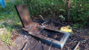 Пикник на кладбище: жители Благовещенска превратили надгробие в мангал