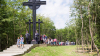 В селе Харагыш Кантемирского района открыли мемориальный комплекс