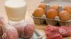 По данным исследования, в городах семьи с детьми едят больше белковой пищи