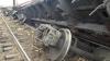 Больше 20 грузовых вагонов сошли с рельсов в Забайкалье