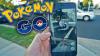 Три любителя паркура разыграли сценарий Pokemon Go