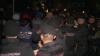 В результате беспорядков возле Центрального рынка пострадали два карабинера
