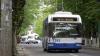 Число единиц общественного транспорта на линиях сократят с 302 до 240