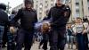На митингах в Москве и Санкт-Петербурге задержали более 700 человек