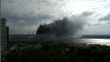 На строящемся к ЧМ-2018 стадионе в Волгограде произошел пожар: видео