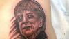 Авантюрист за десять тысяч лайков набил на ягодице тату с Меркель