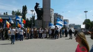 Активисты Усатого с помощью денег пытались привлечь людей к участию в протестах