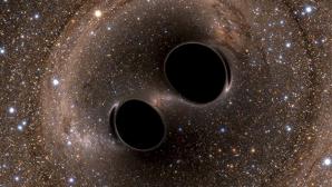 Ученые впервые увидели, как черные дыры вращаются вокруг друг друга