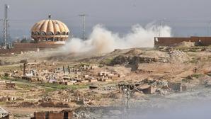 Коалиция США нанесла новый удар по проправительственным силам в Сирии