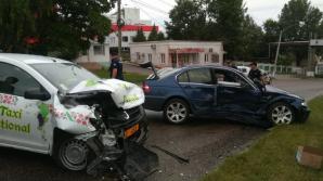 В результате ДТП в секторе Чеканы пострадали трое человек