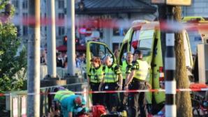 Наезд на пешеходов в Амстердаме: пострадали восемь человек