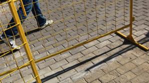 В Единцах замостили более 18 тысяч квадратных метров тротуара