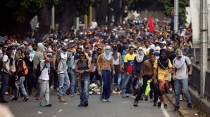В Венесуэлле в ходе протестов убит судья