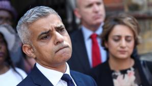 Мэр Лондона назвал ночной инцидент терактом