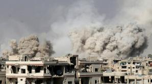 Коалиция во главе с США нанесла удар по правительственным силам Сирии