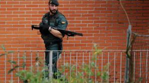 Под Барселоной нашли склад с оружием