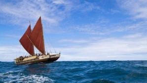 Путешествие на полинезийском каноэ вокруг Земли заняло три года