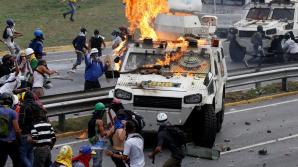 Лидер венесуэльской оппозиции заявил о 15 тысячах пострадавших в ходе протестов