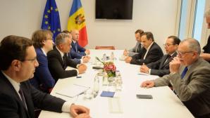 Делегация ДПМ провела плодотворные переговоры с некоторыми евродепутатами