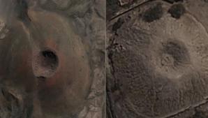 Вулканообразная пирамида в Перу озадачила экспертов