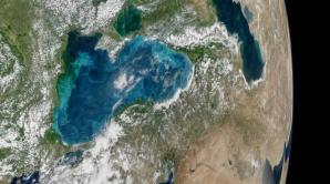 NASA сообщило, что Черное море изменило цвет