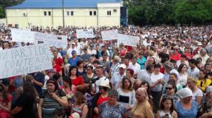 Протесты в Единцах: Государству нужны перемены