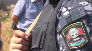 В Киргизии схватили террориста-смертника