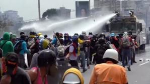 Разгон акции протеста в Венесуэле: один человек погиб, около 30 ранены