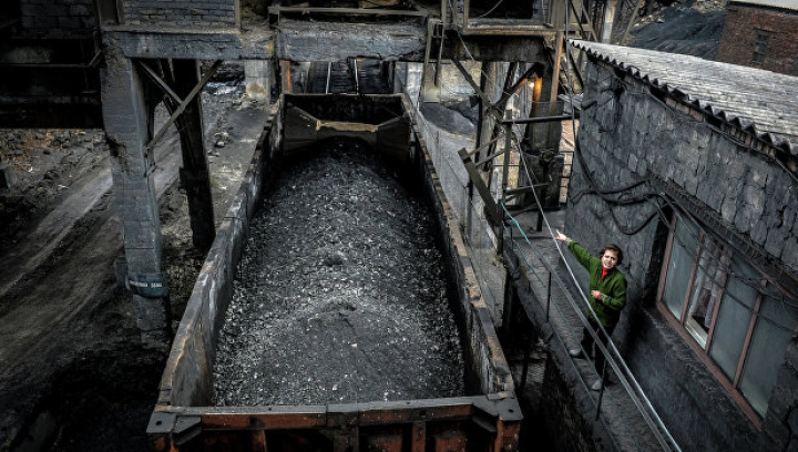 Военная прокуратура Украины возбудила дело по факту продажи угля из Донбасса