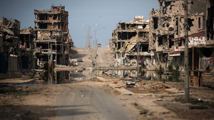 СМИ: террористы взяли в плен сотрудников миссии ООН в Ливии