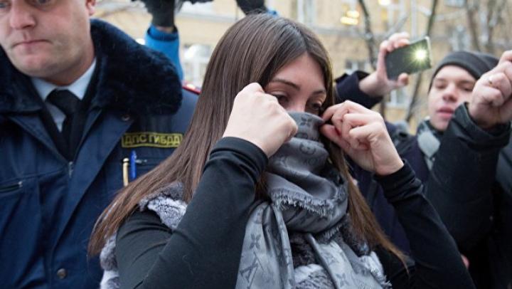 Мару Багдасарян вновь задерживают в Москве