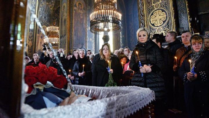 Мария Максакова впервые рассказала кого винит в смерти мужа