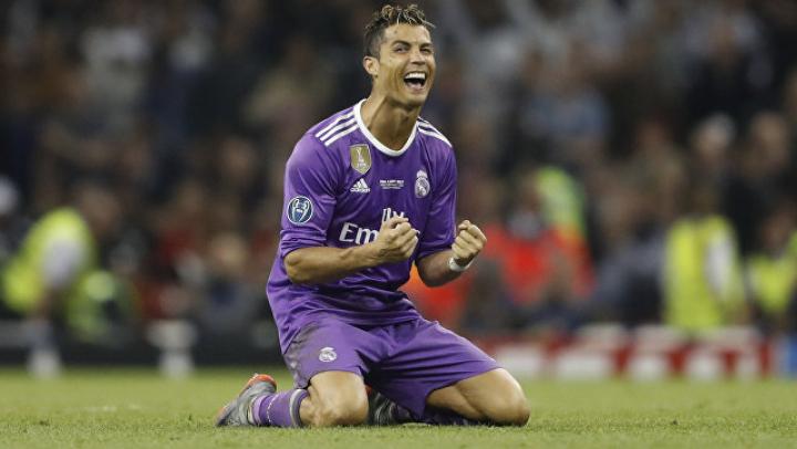 Криштиану Роналду стал самым высокооплачиваемым спортсменом мира
