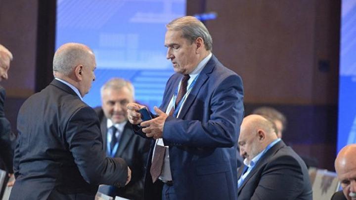 Брат Ющенко заявил, что в Древней Греции разговаривали на украинском языке