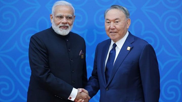 Индия и Пакистан вступают в ШОС