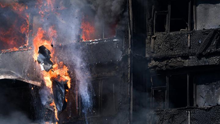 При пожаре в многоэтажке в Лондоне могли погибнуть 79 человек