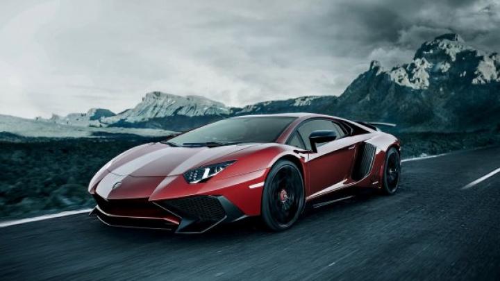 Lamborghini Huracan стал самым быстрым в мире такси
