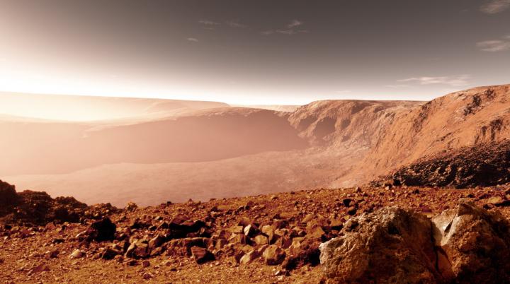 Колонизация Марса опасна для здоровья