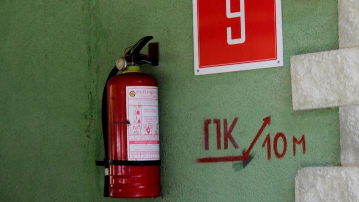 СЧС проводит проверки соблюдения правил пожарной безопасности в детских лагерях