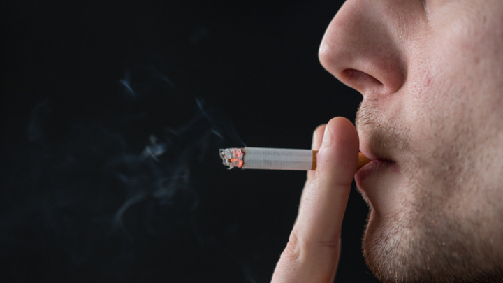 Сигаретный дым провоцирует развитие диабета второго типа
