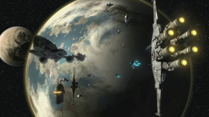 ВВС США всерьёз задумались о космических войнах